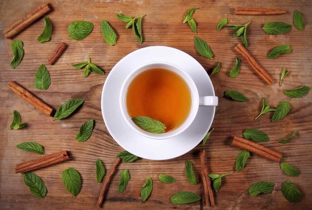 Tarçın ve Bal Çayıyla Kilo Verin