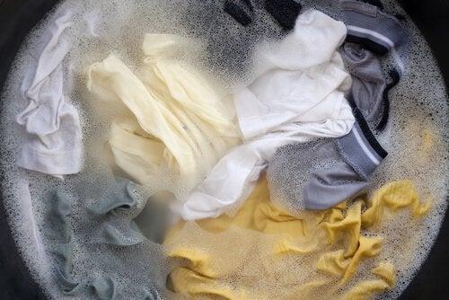 temiz çamaşırlar