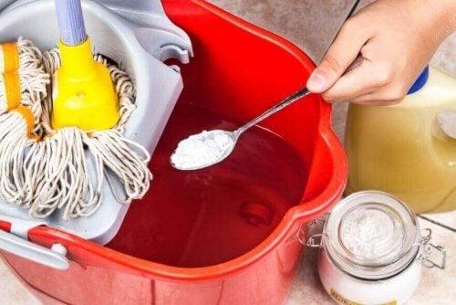 karbonatın ev temizliğinde kullanımı