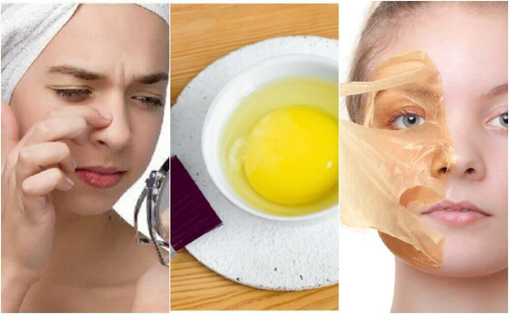 Cildinizi Güzelleştirmek için Bu 5 Yumurta Maskesini Deneyin