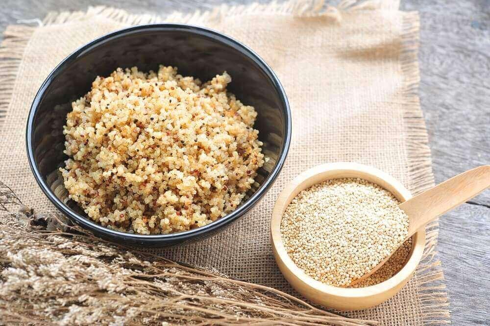 Zayıflamak için Kinoa Yemek: Yararları Nelerdir?