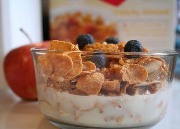 kahvaltı mısır gevreği