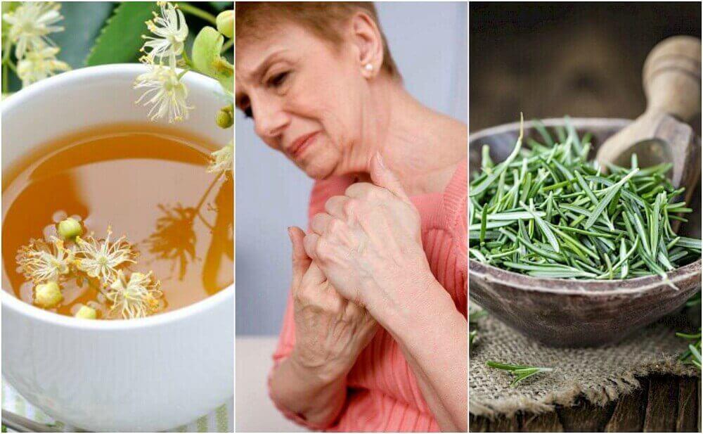 Artrit Tedavisi İçin 5 Bitkisel İlaç