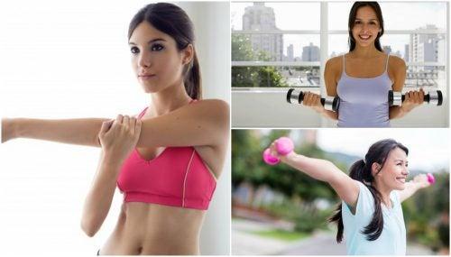 Sıkı Bir Göğüs İçin 5 Kolay Egzersiz