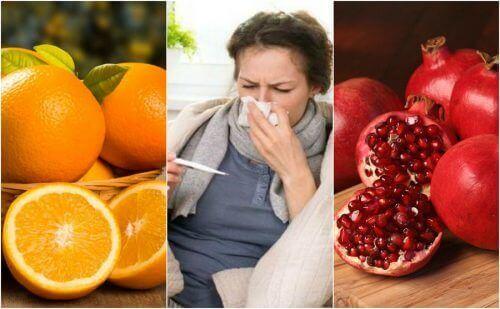 Bu 8 Gıda ile Grip Olmayı Engelleyin
