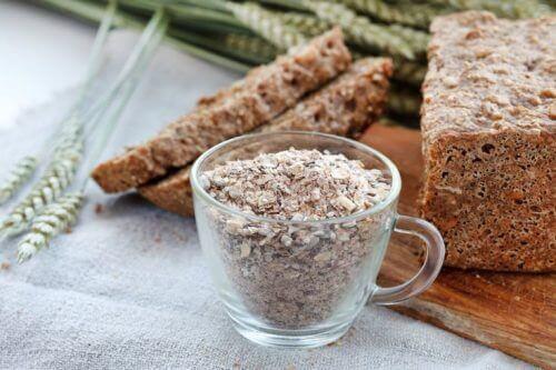 lif ve buğday ekmeği