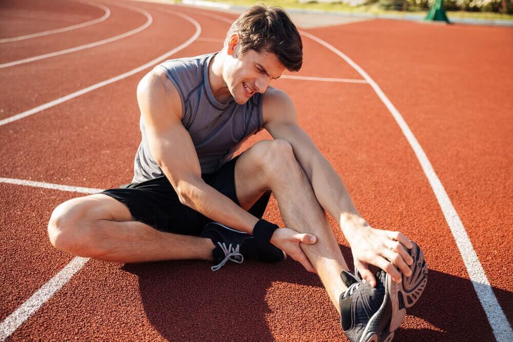 ayak ve bacaklara masaj