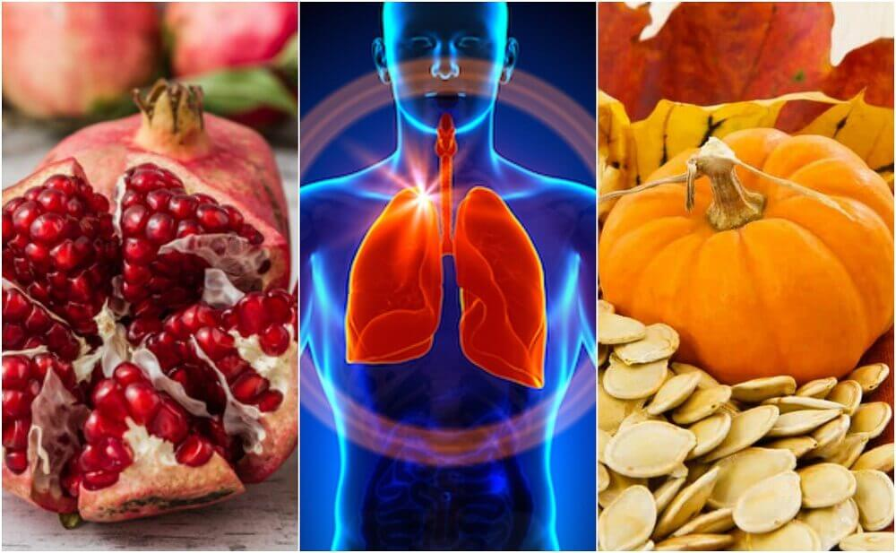Akciğer Fonksiyonunu Destekleyecek 6 Gıda