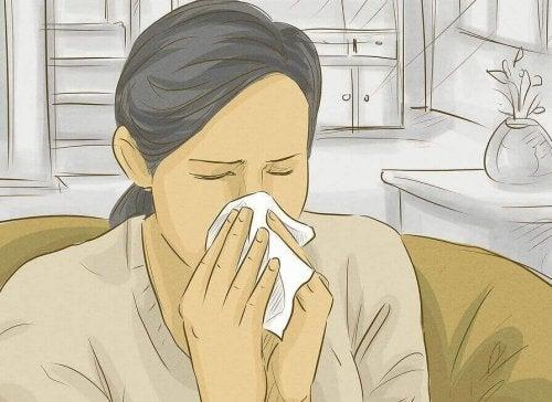 Mevsimsel Alerjiler İçin Doğal Reçeteler