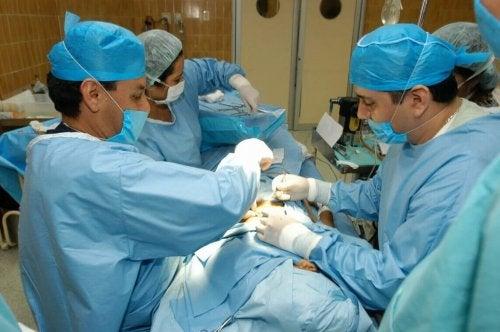 yılancık ameliyatı
