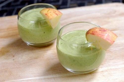 elmalı avokado