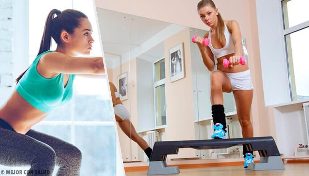Bacaklarınızı Şekillendirmek İçin En İyi Egzersizler