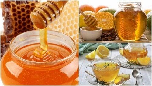 Sağlığınızı Geliştirmek İçin Bal İçeren 5 Reçete Nasıl Hazırlanır