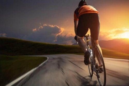 bisikletle yola çıkmak