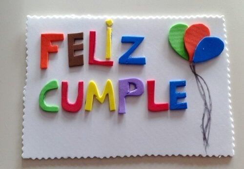 doğum günü tebriği