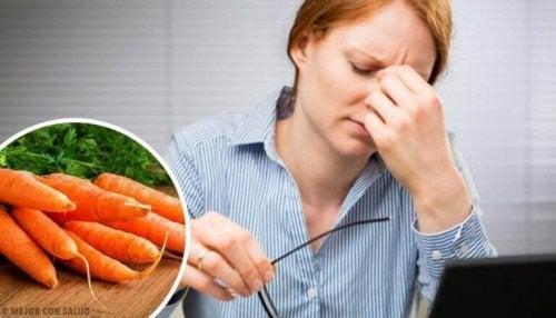 İyi Bir Görüş İçin 10 Egzersiz Ve Yiyecek