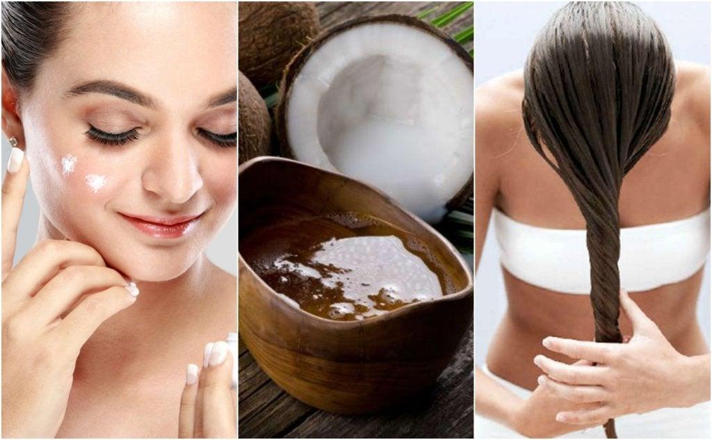 Hindistan Cevizi Yağının 5 Büyük Kozmetik Kullanımını Keşfedin