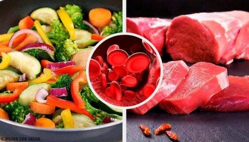Normal Hemoglobin Seviyelerine Sahip Olmak İçin Yemeniz Gereken Yiyecekler