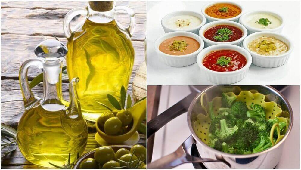 Kolesterol Alımınızı Azaltacak 6 Mutfak Hilesi