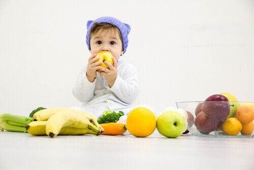 Bebeklerin Yemesinde Sıkıntı Olmayan Meyveler Nelerdir?