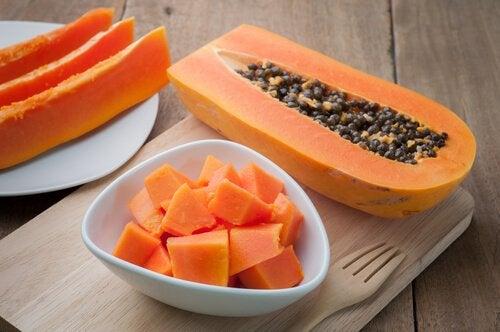 Sindirime En Yararlı Meyveler