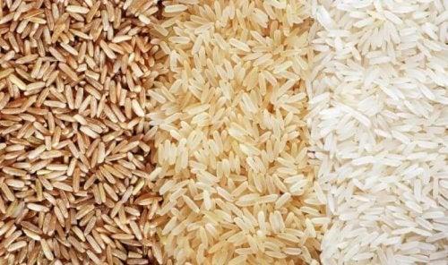 pirinç türleri
