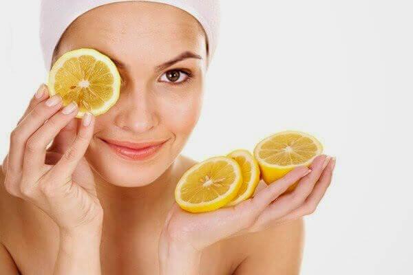 portakal ve kadın