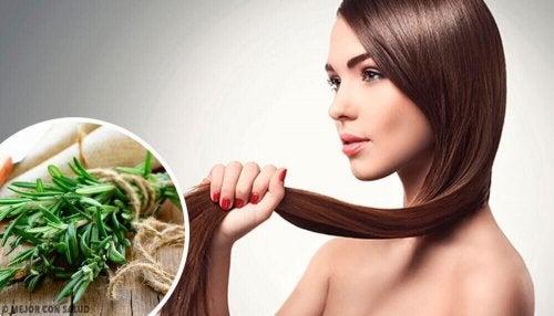 Saç Uzamasını Hızlandıran Otlar Ve Baharatlar