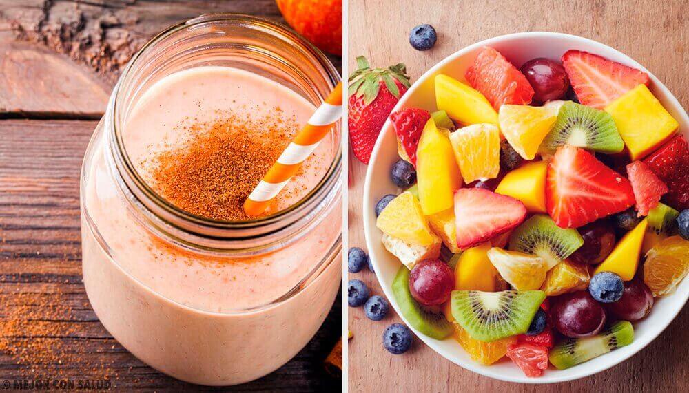 Haftanın Her Günü İçin Kahvaltılık 7 Besleyici Smoothie