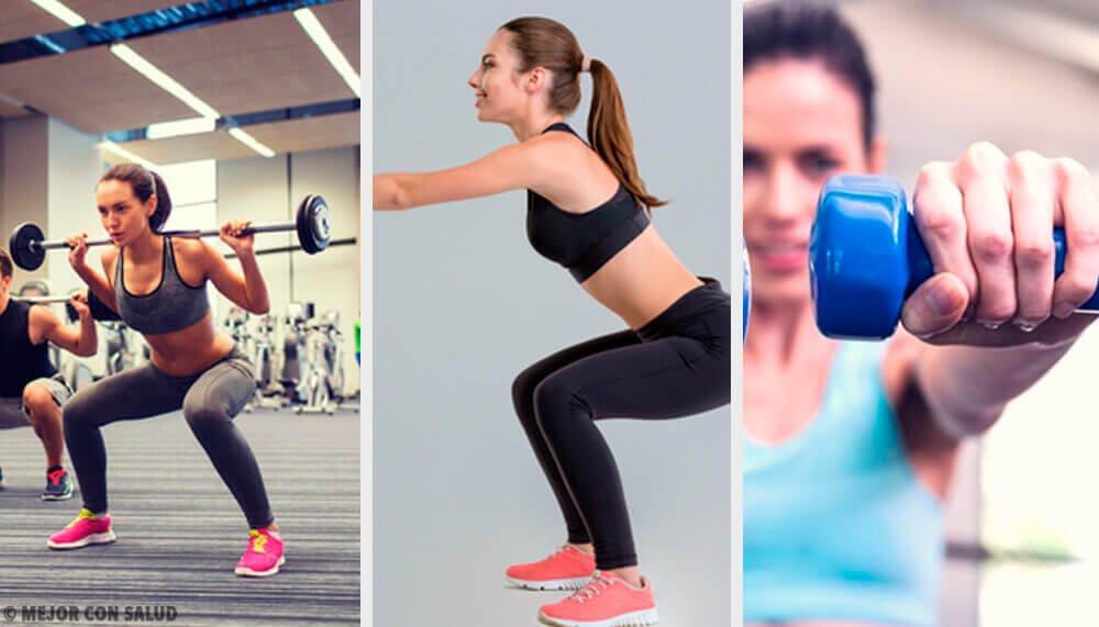 En İyi Squat Egzersizleri