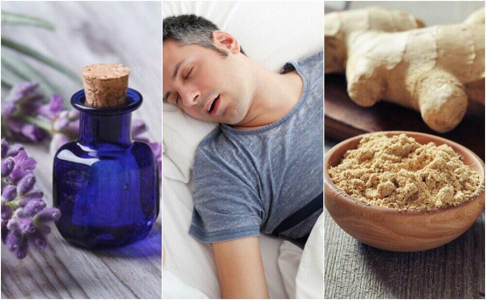 Uyku Apnesiyle Savaşmak İçin 5 Doğal Çare