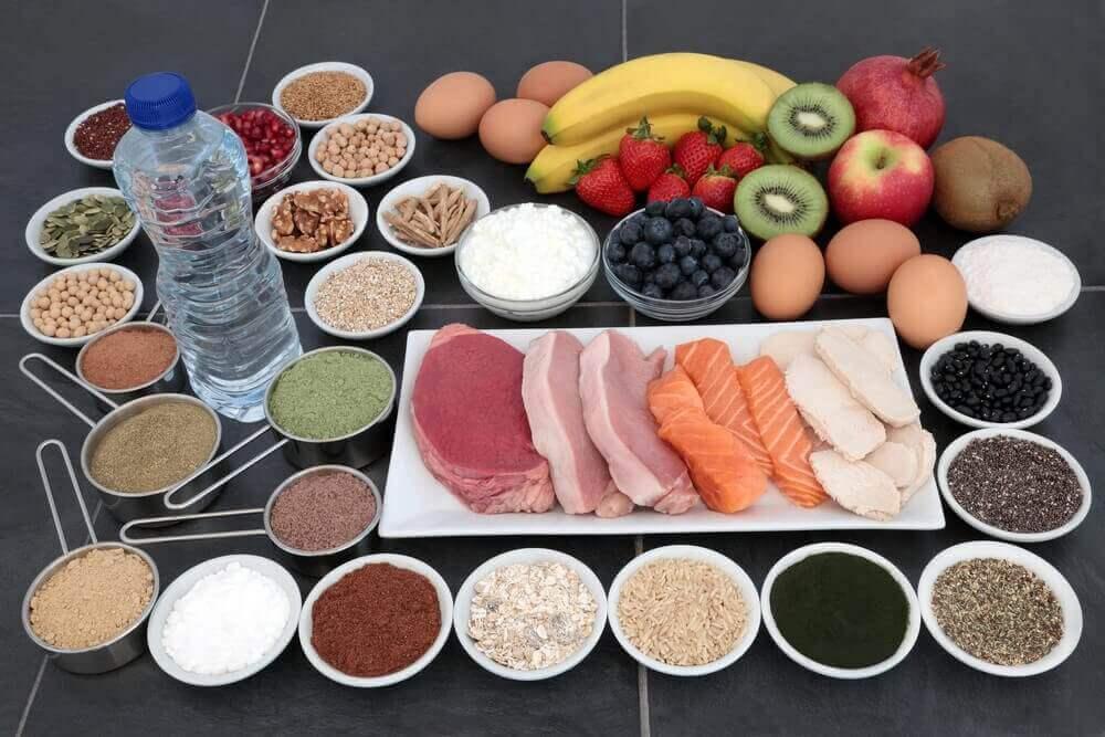 protein deposu yiyecekler