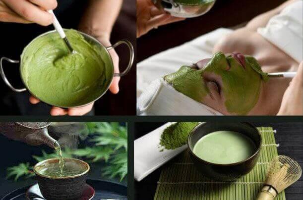 yeşil maske uygulaması
