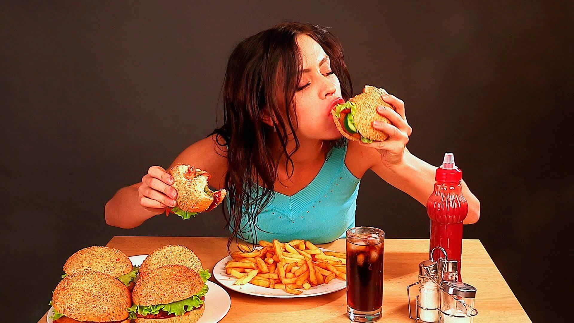 deli gibi fast food yemek