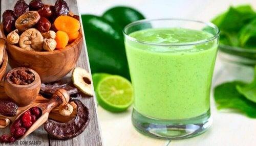 Yapımı Kolay, Sağlıklı Ve Besleyici Yeşil Smoothie Tarifleri