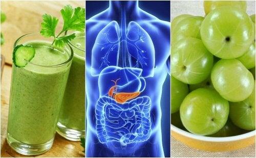 5 Doğal Yöntemle Pankreasınızı Arındırın