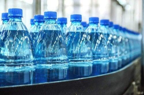 şişe sular
