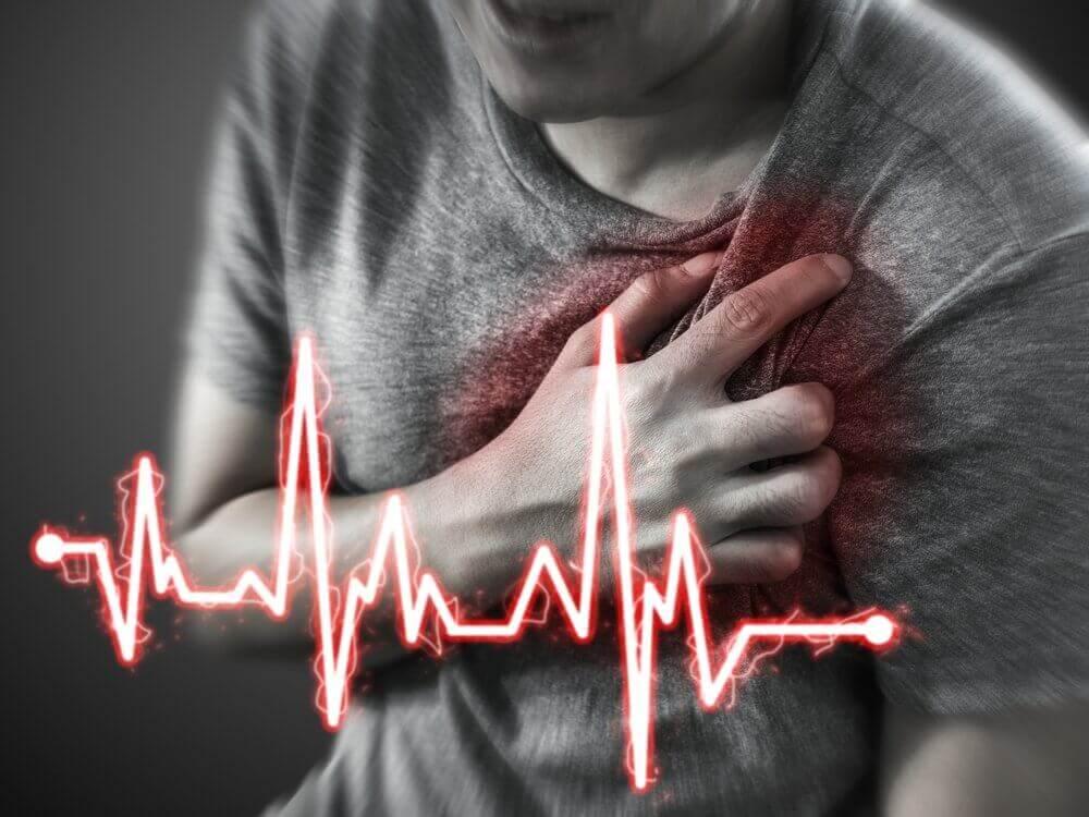 kalp sıkışması siyah beyaz