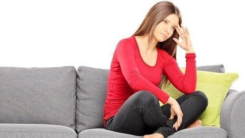 menstrüal düzensizlik