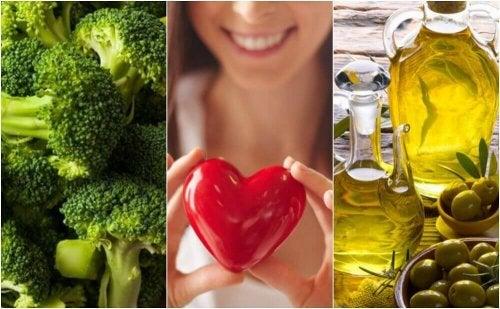 Kadınların Kalp Sağlığı İçin Faydalı 7 Yiyecek