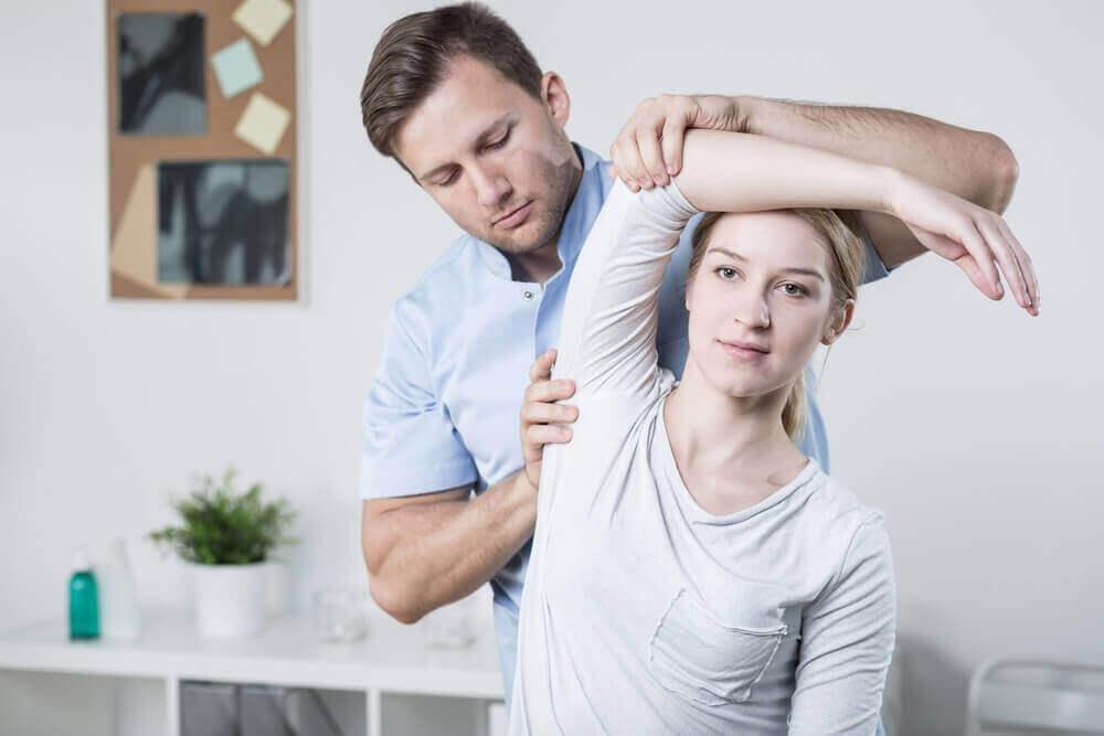 fiziksel yardım