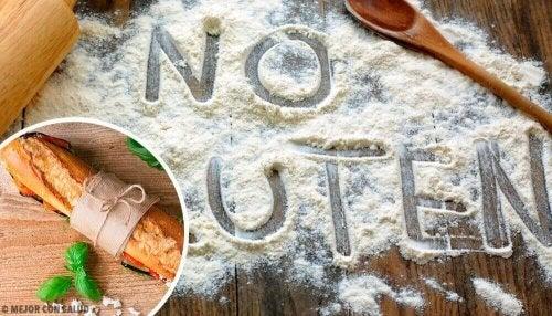 Glutensiz Bir Tarif: Peynir ve Hindistan Cevizi Ruloları