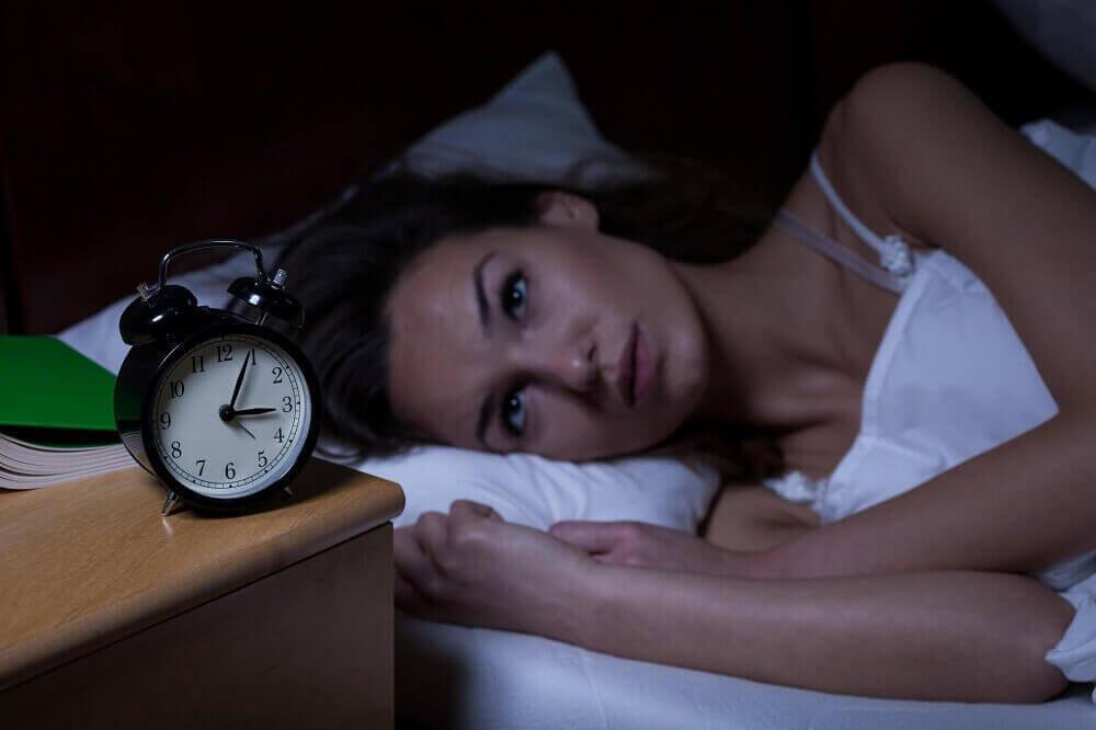 uykusuz kalmak