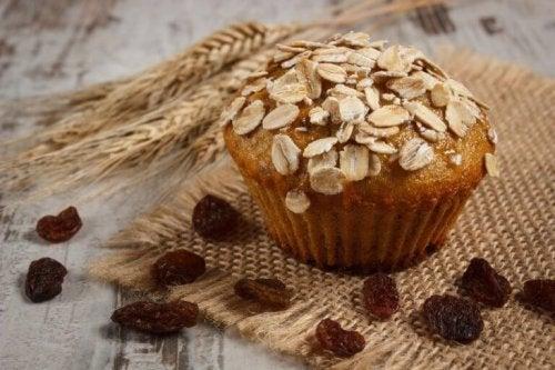 Besleyici, Glutensiz Ve Laktozsuz Yulaflı Muffin Tarifi
