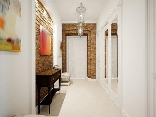 Evinizin Koridorlarını Süslemek İçin İpuçları
