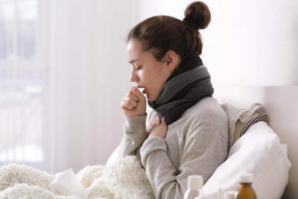 Öksürüğü Tedavi Etmek İçin Zencefil Kullanımı