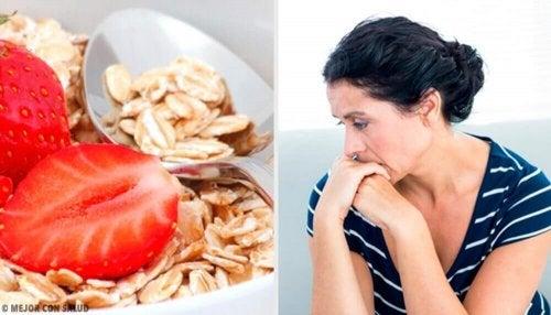 Anksiyeteyi Sakinleştiren 5 Sağlıklı Gıda