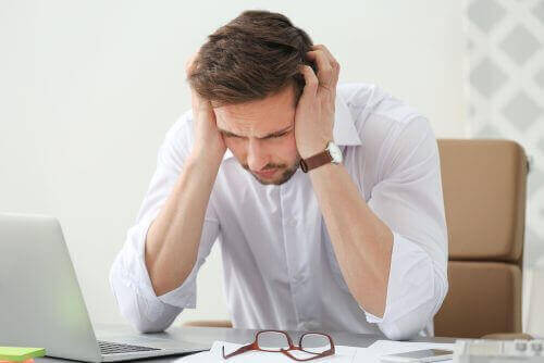 iş stresinden yorulmak