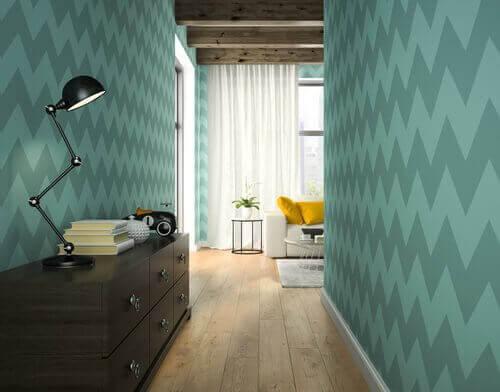 evinizin koridorlarını süslemek