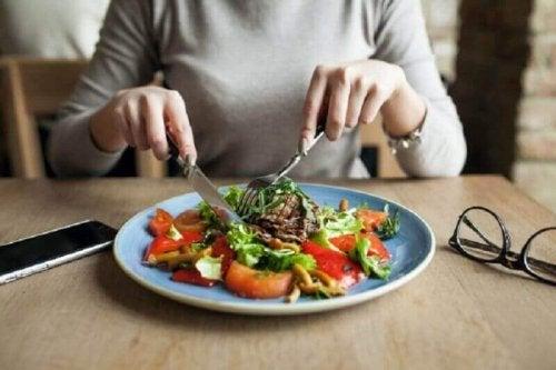 sağlıklı yiyecek